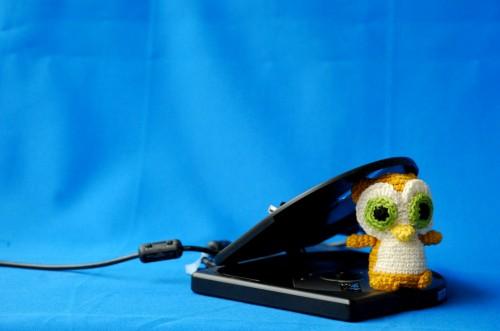 amigurumi owl, öökull