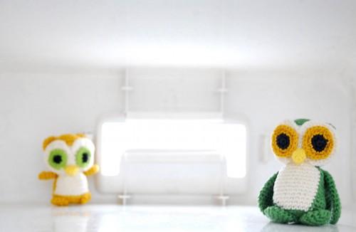 amigurumi owls